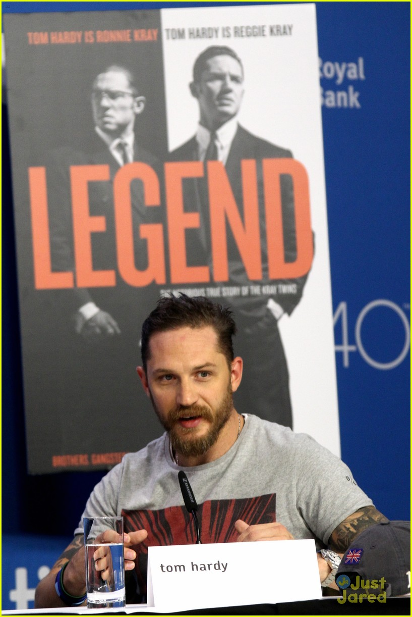 tom hardy emily browning legend tiff 2015 13