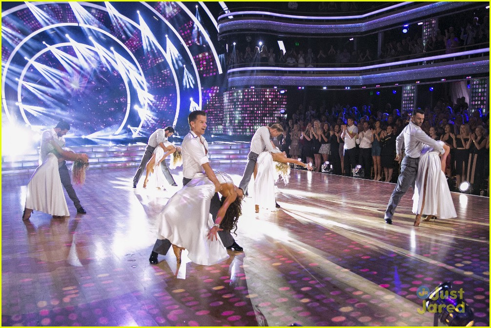 dwts opening number week two 05