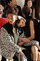 jaden smith kiss sarah snyder girlfriend nyfw 19