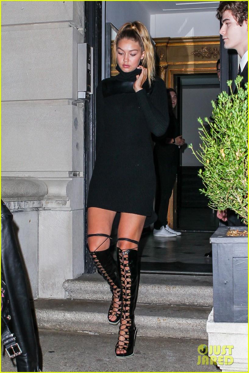 kim kardashian private party with gigi bella hadid 18