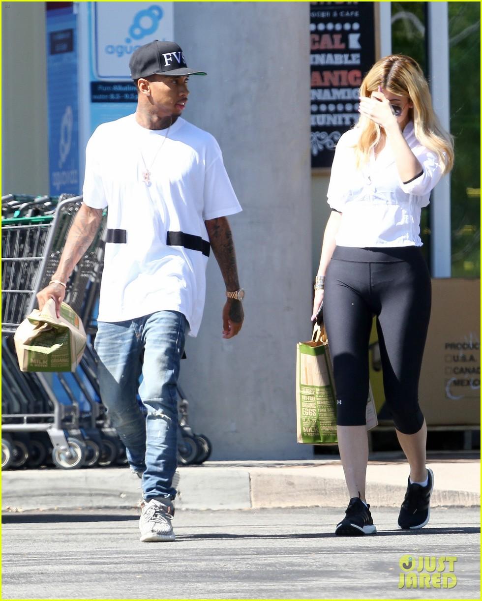 Is Kylie Jenner's Boyfriend Slamming His Ex on Social Media?   Photo
