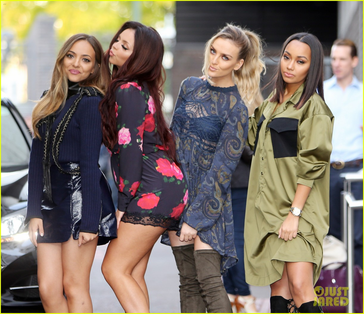 Watch Little Mix Cover One Direction's 'Drag Me Down