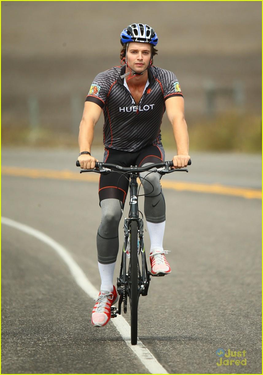 patrick schwarzenegger best buddies bike challenge 11