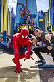 austin mahone spiderman uni orlando horror nights 01