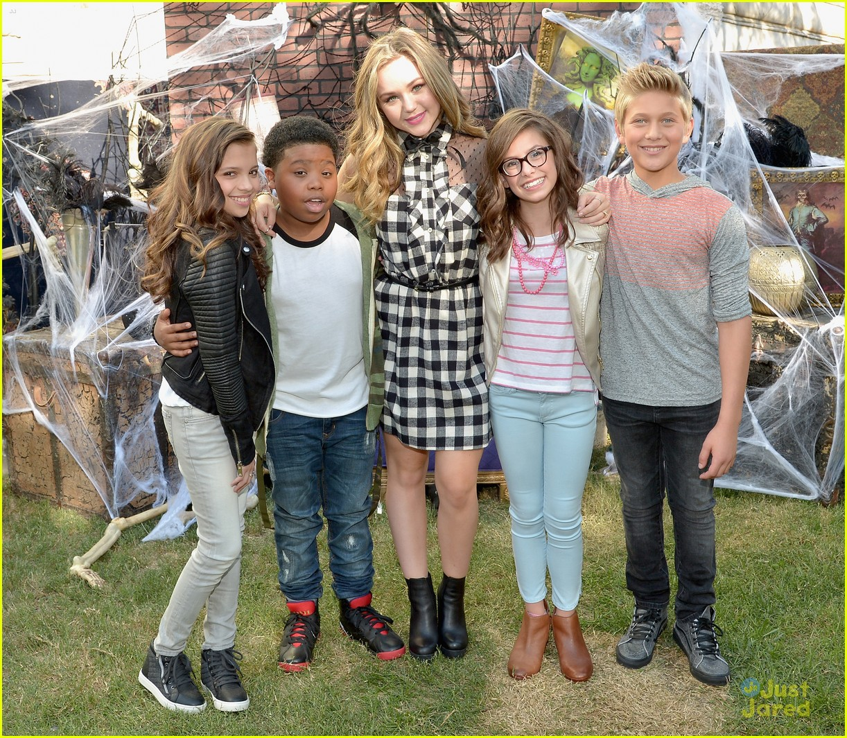 brec bassinger game shakers halloween event excl pics 13