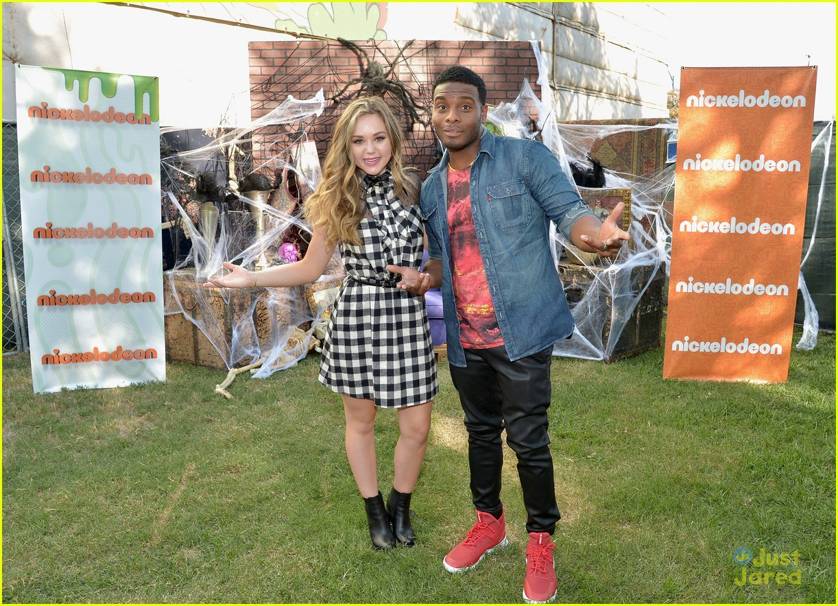 brec bassinger game shakers halloween event excl pics 16