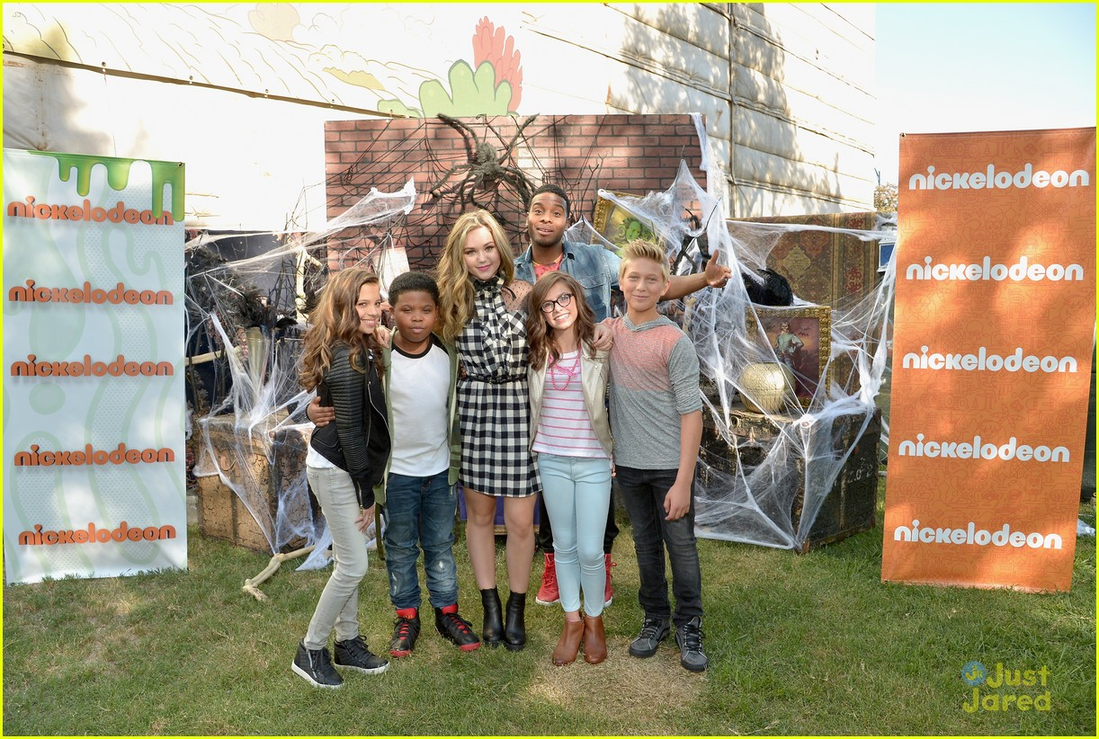 brec bassinger game shakers halloween event excl pics 17