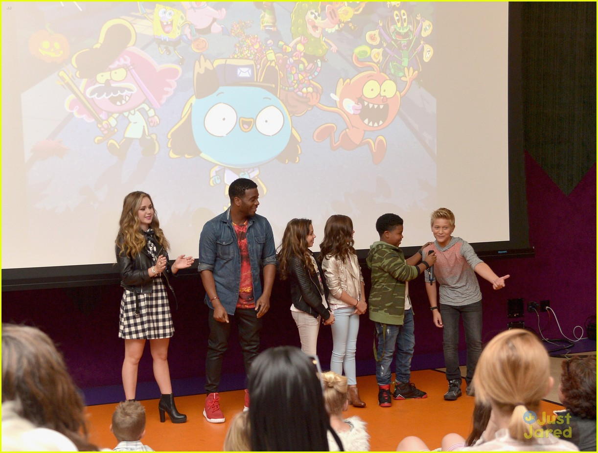 brec bassinger game shakers halloween event excl pics 21