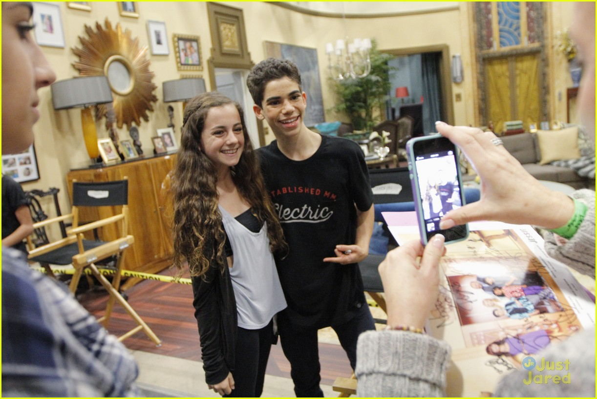 Cameron Boyce CanT Wait For JessieS  Year Reunion  Read His
