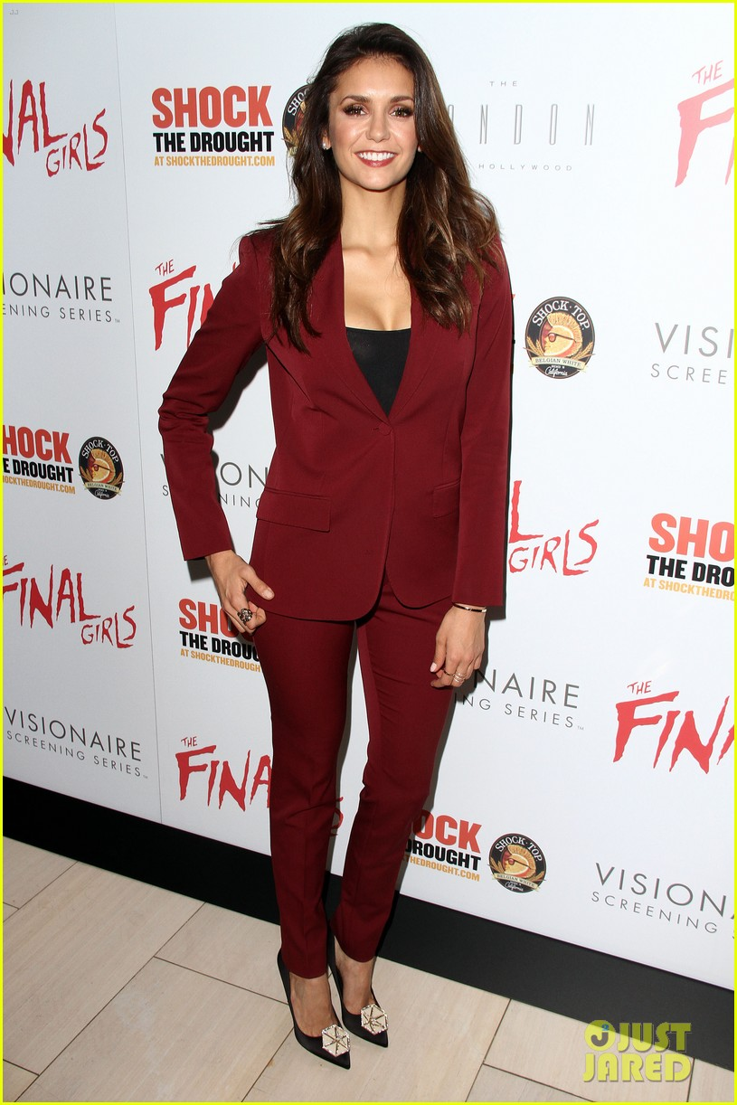 nina dobrev taissa farmiga final girls premiere 12