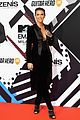 ed sheeran ruby rose 2015 mtv emas 06