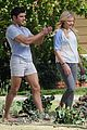zac efron wears short shorts while filming neighbors 2 32