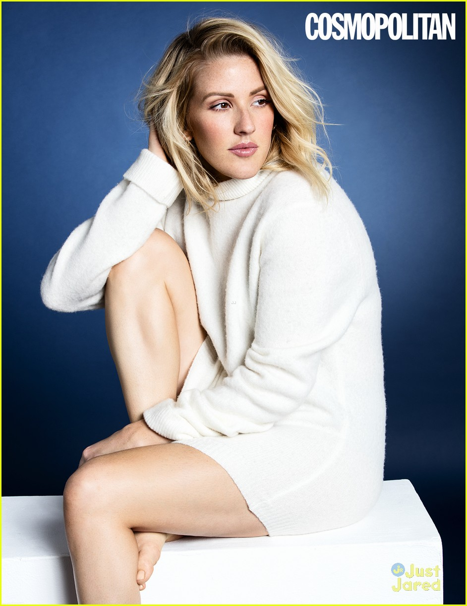 ellie goulding cosmo dec 2015 issue out dougie poynter 12