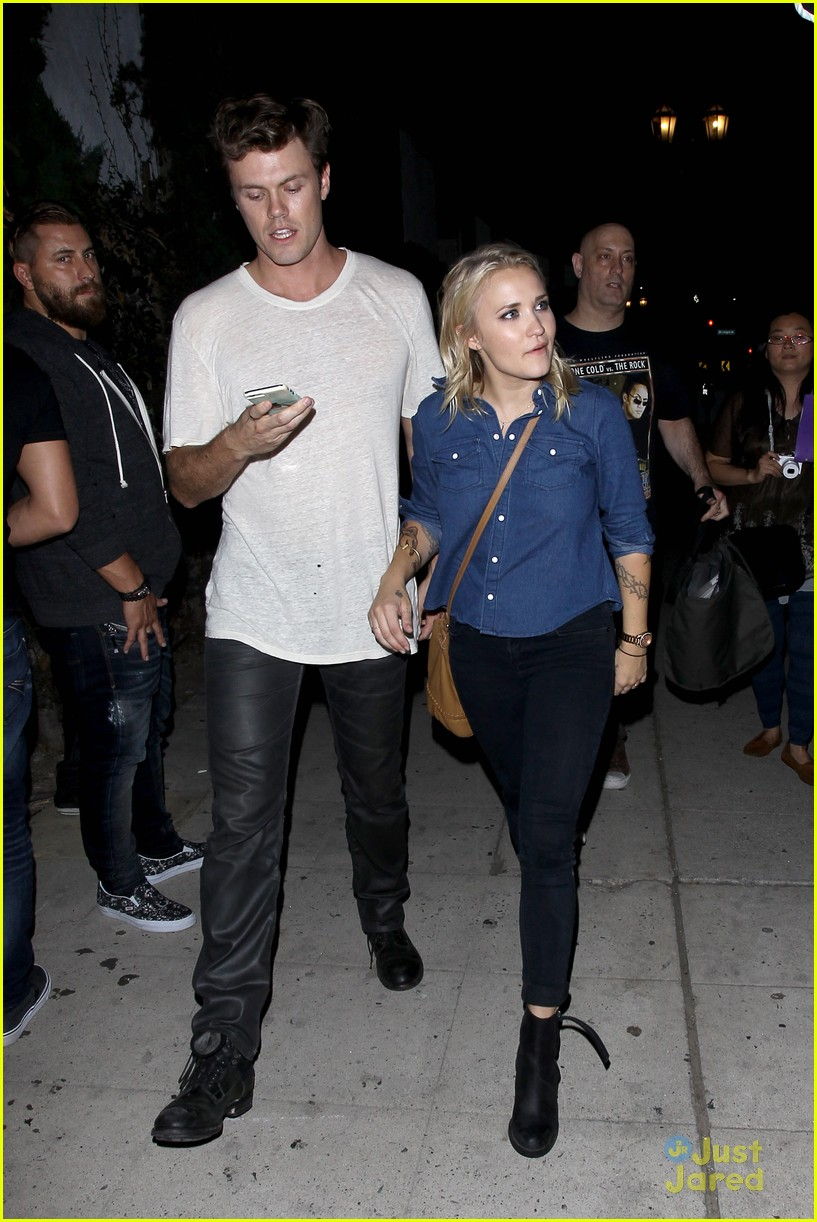 And emily osmet dating