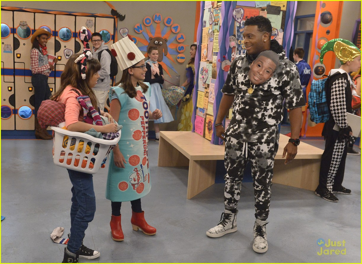 game shakers babe
