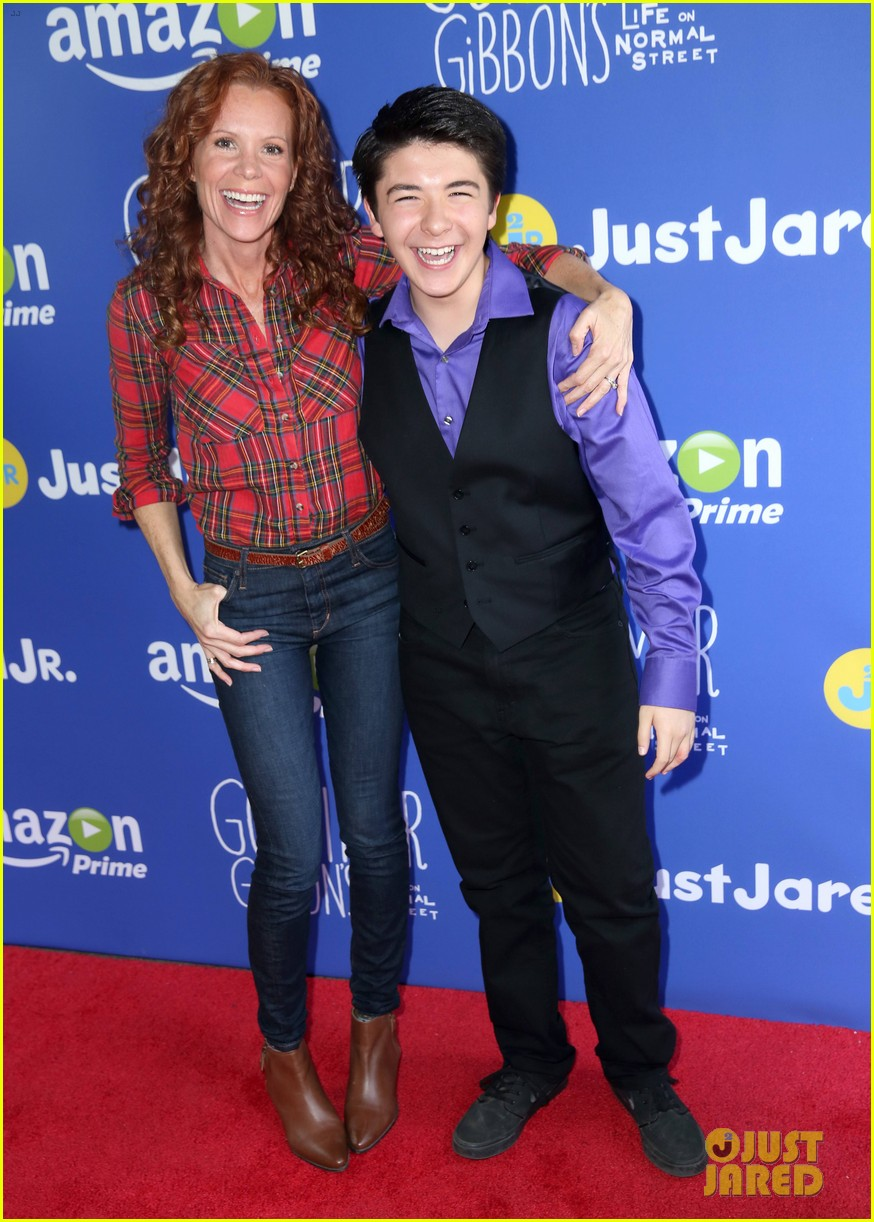 gortimer gibbons cast just jared jr fall fun day 18