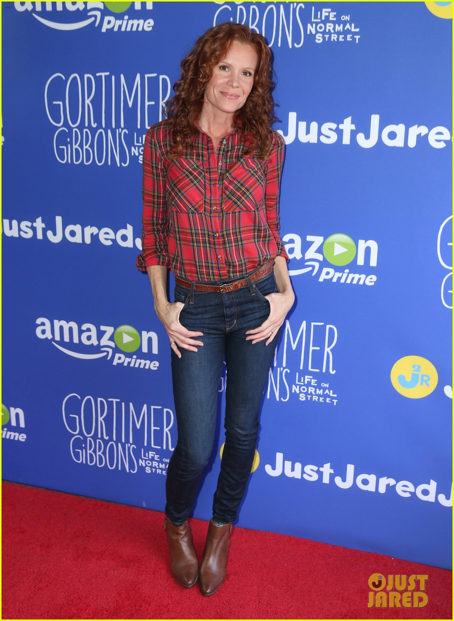 gortimer gibbons cast just jared jr fall fun day 19