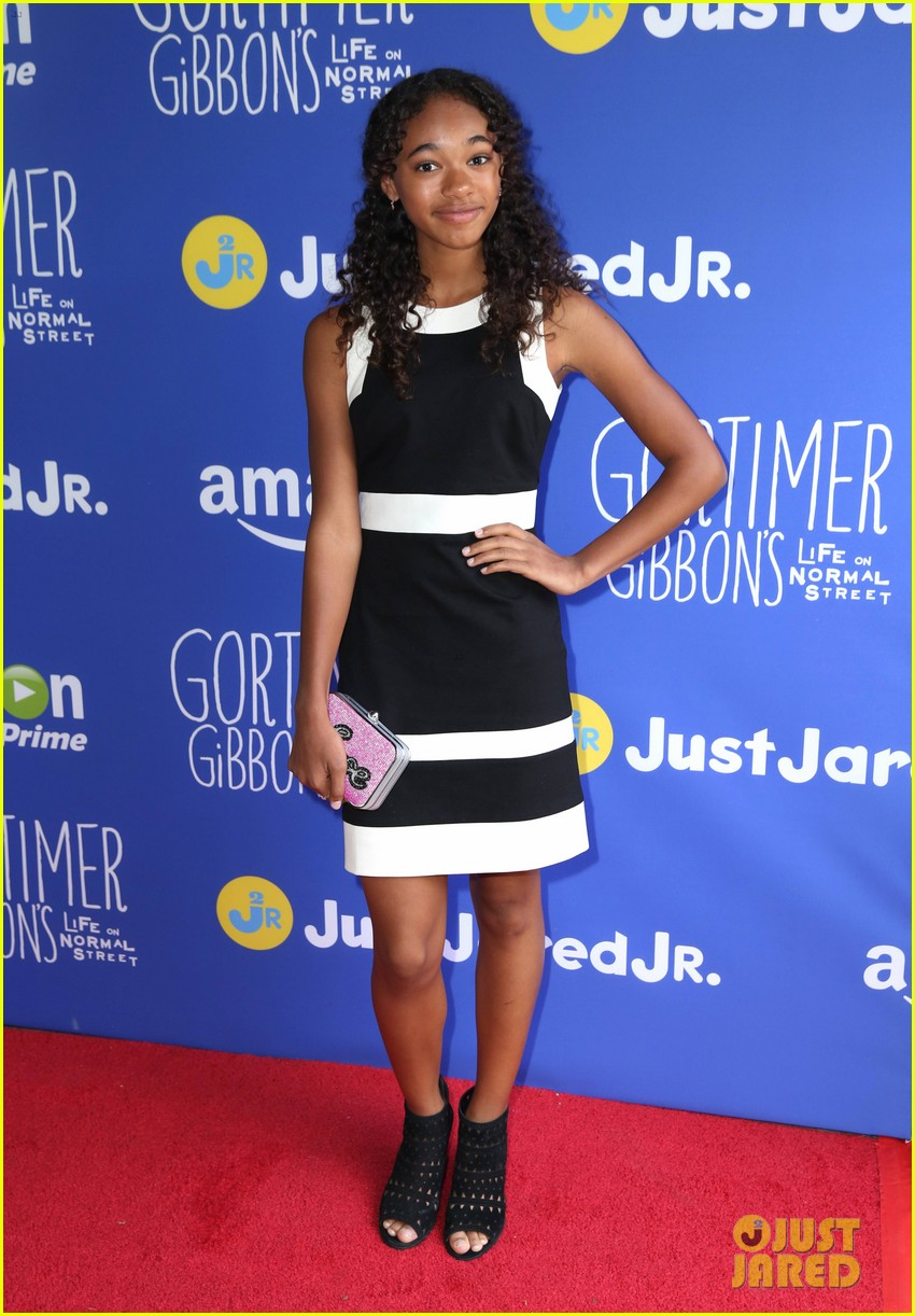 gortimer gibbons cast just jared jr fall fun day 26