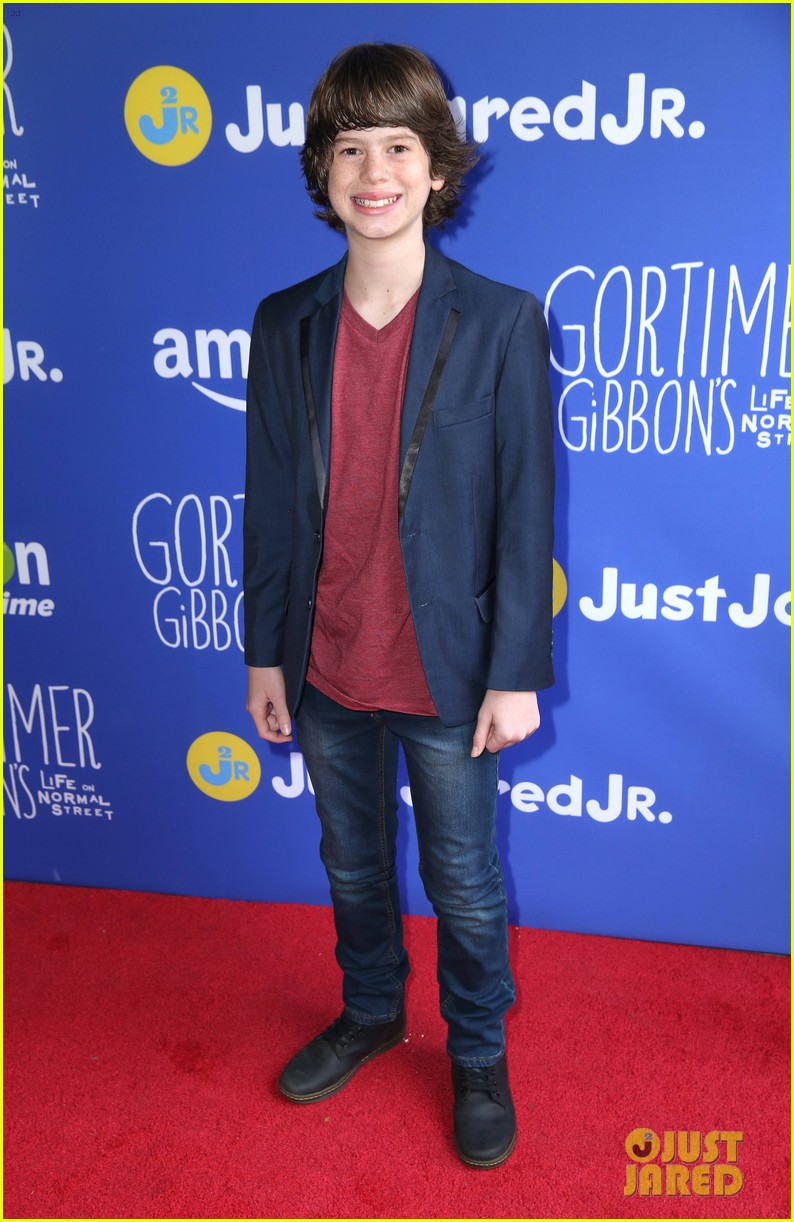gortimer gibbons cast just jared jr fall fun day 29