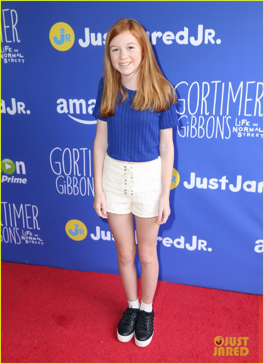 gortimer gibbons cast just jared jr fall fun day 32