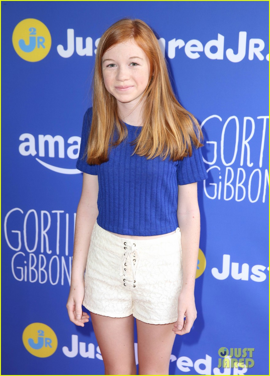 gortimer gibbons cast just jared jr fall fun day 33