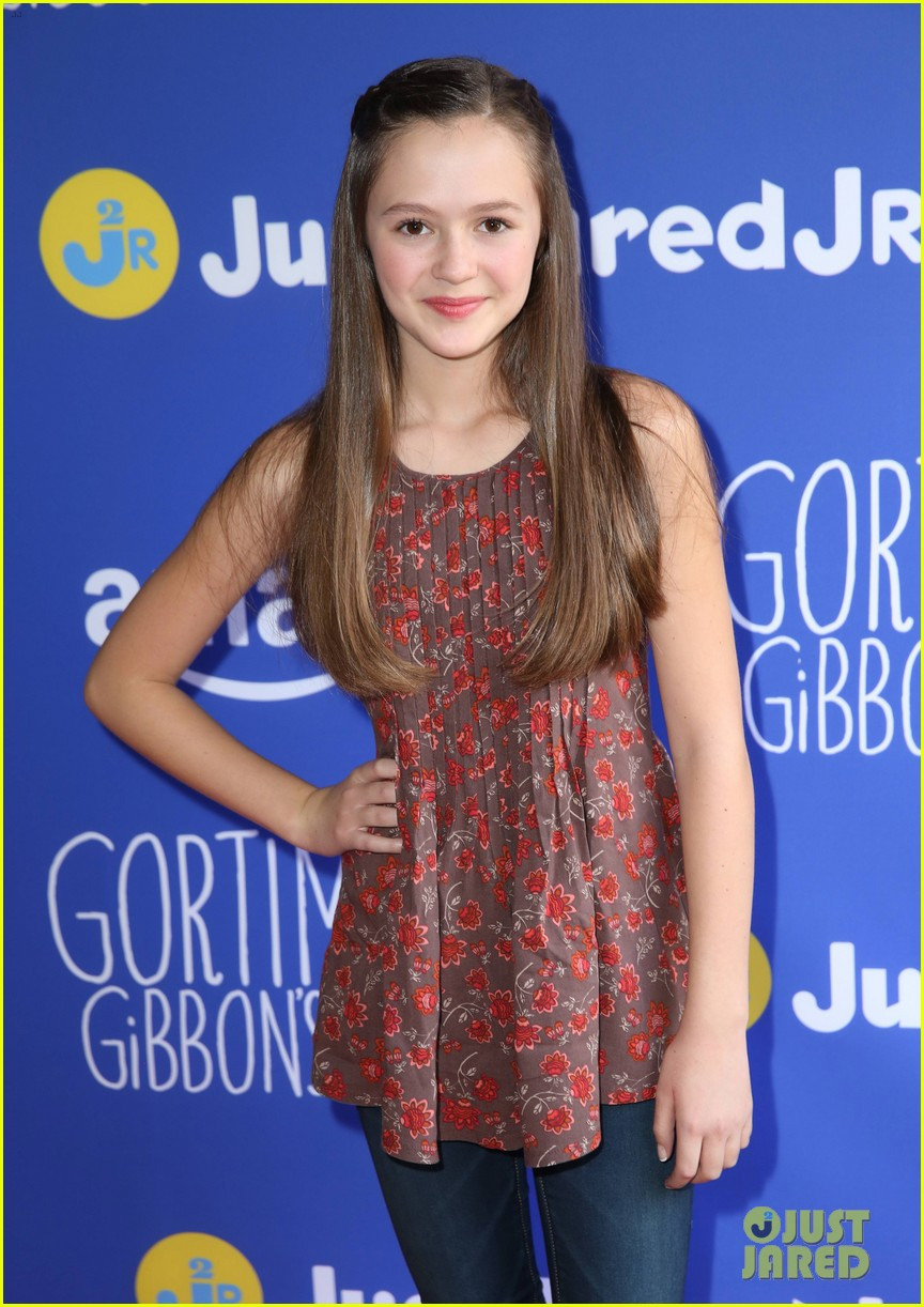 gortimer gibbons cast just jared jr fall fun day 35