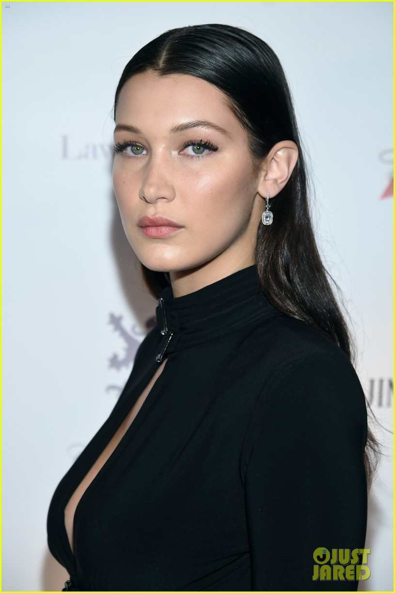 bella hadid has lyme disease mom yolanda foster reveals 08