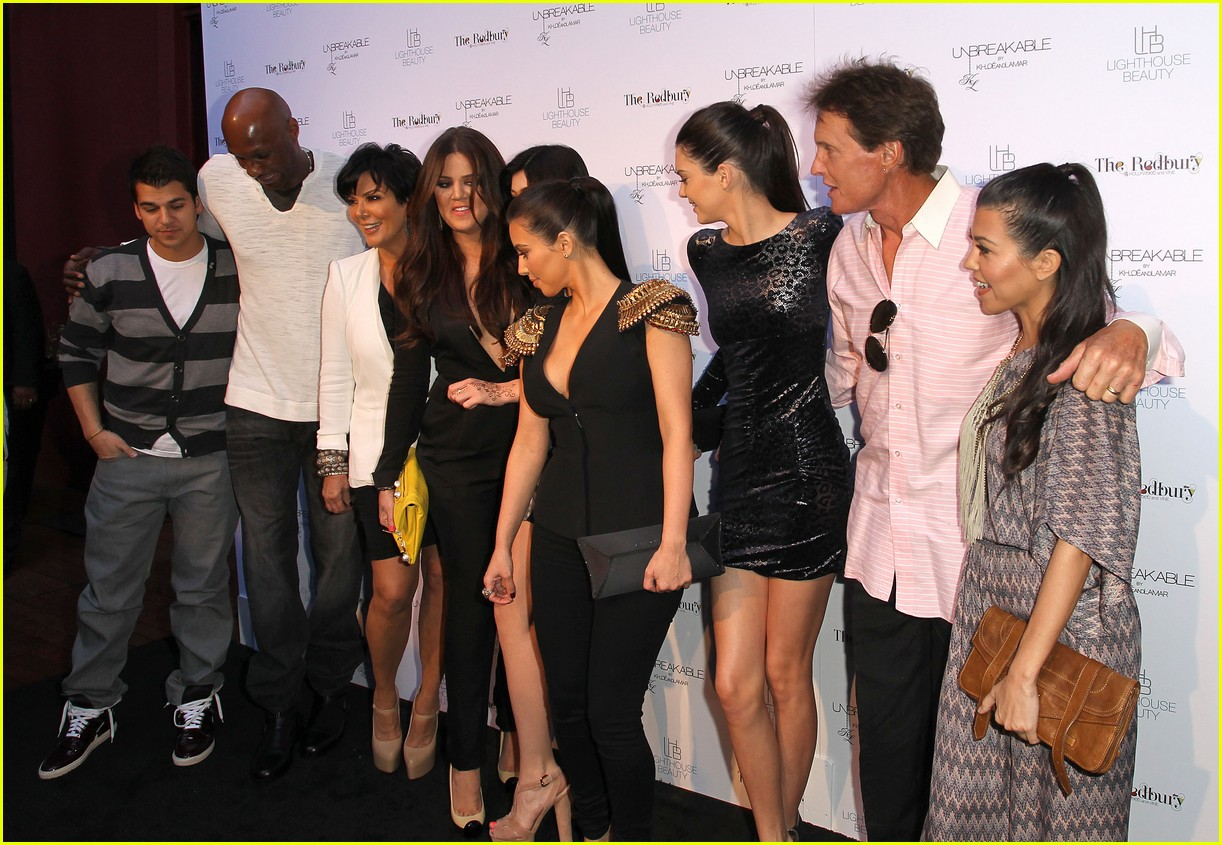 kardashian family releases joint statement on lamar odom 07