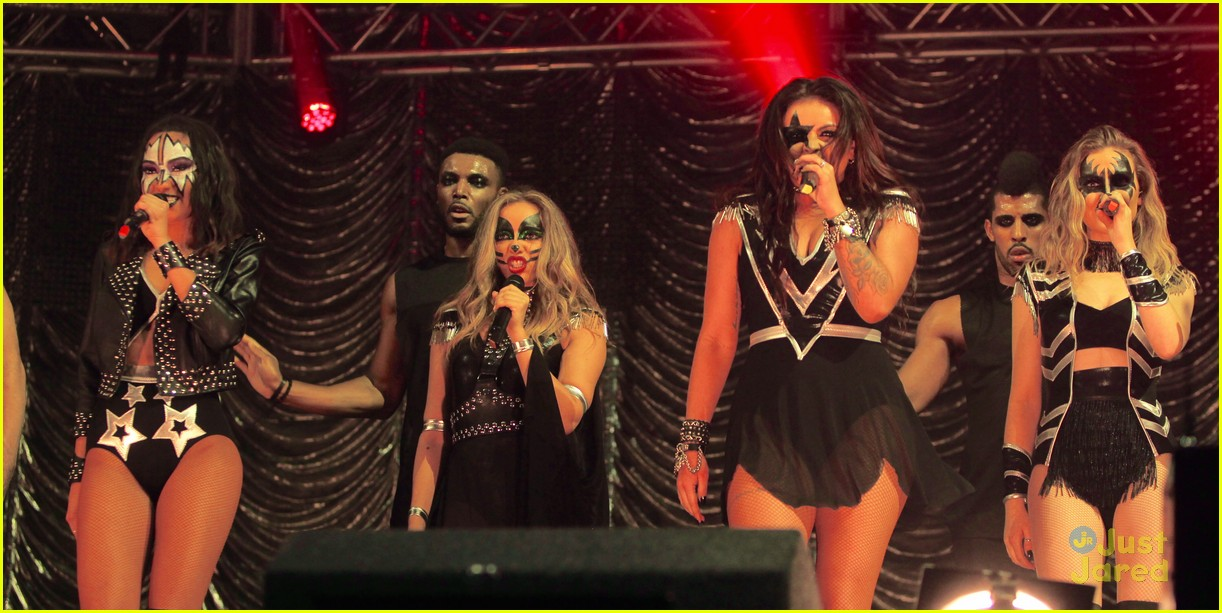 little mix rita ora jason derulo kiss fm haunted house party 05