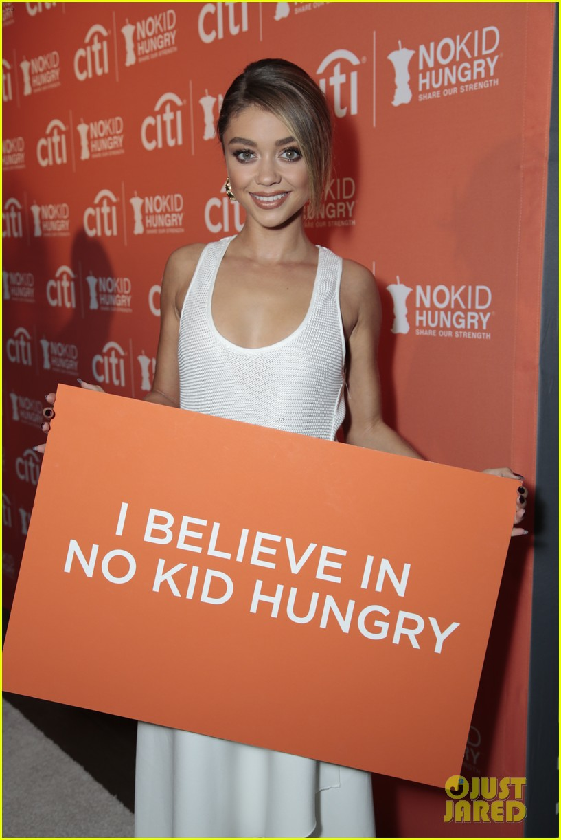 rachel bilson sarah hyland no kid hungry 27