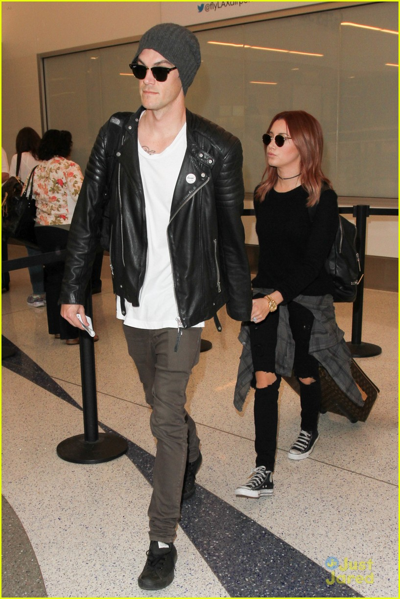ashley tisdale chris french lax fall looks shoot 01