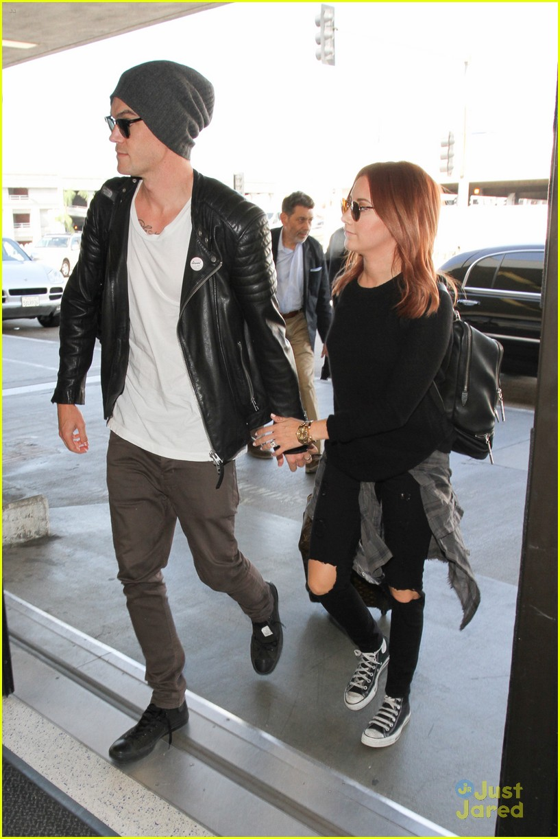 ashley tisdale chris french lax fall looks shoot 10