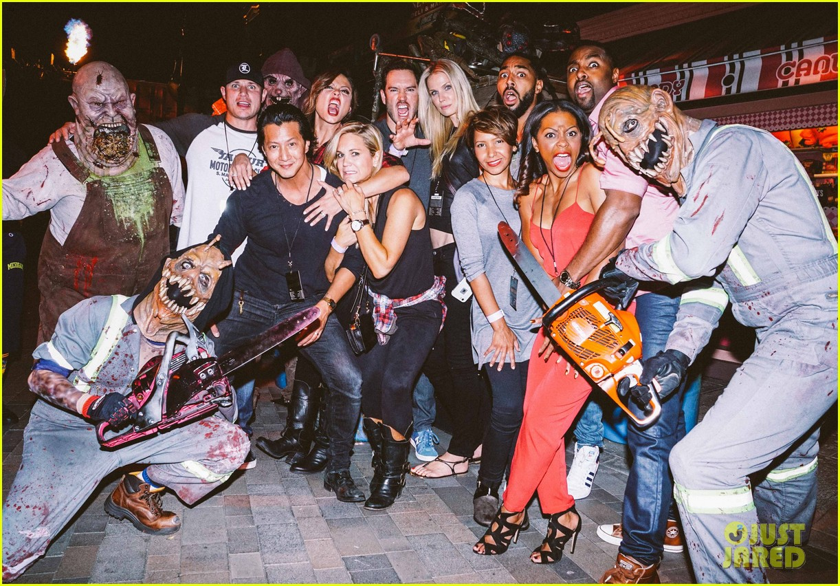 universal halloween horror nights celebs 15