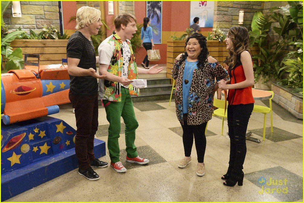 austin and ally youtube