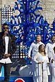 ariana grande andy grammer jason derulo disney parade taping 03