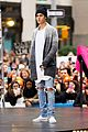 justin bieber today show 16