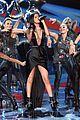 selena gomez performs on the victorias secret runway 09