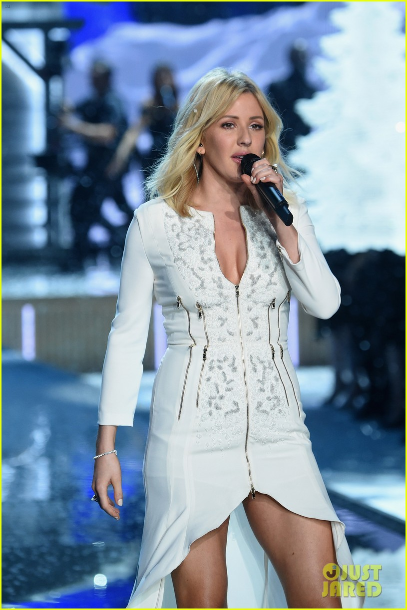 ellie goulding the weeknd victorias secret fashion show 2015 24