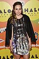 brec bassinger isabela moner 2015 halo awards 13
