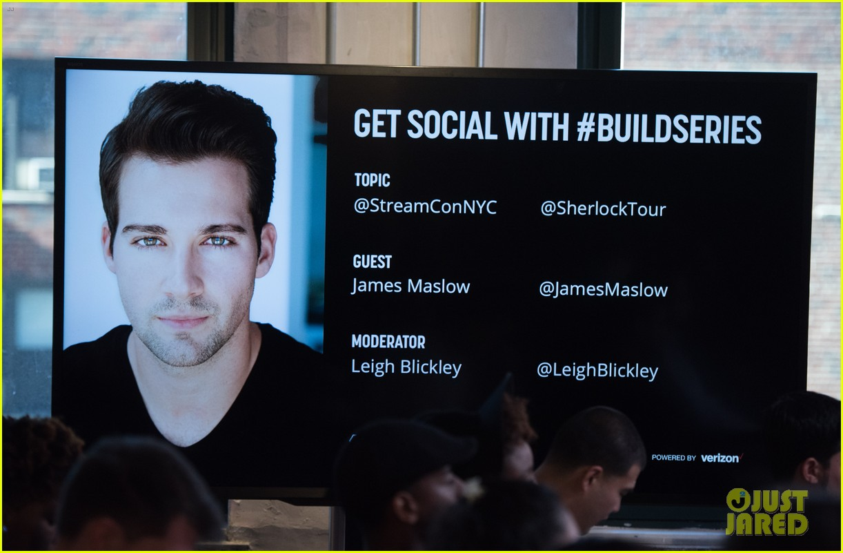 james maslow aol build series nyc 18
