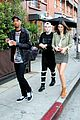 kendall jenner bares midriff in two outfits during one day 03