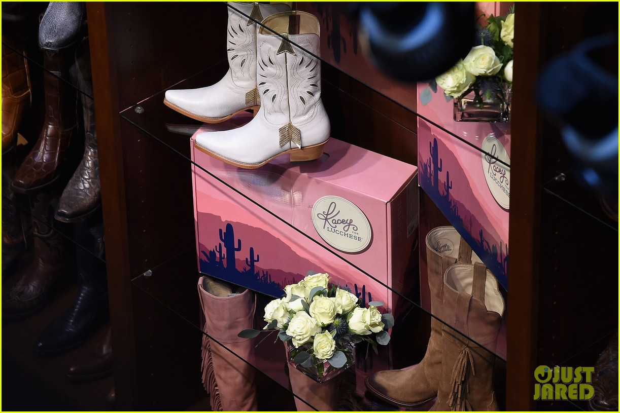 kacey musgraves brandi cyrus collection launch 17