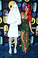 shay mitchell ashley benson just jared halloween party 22