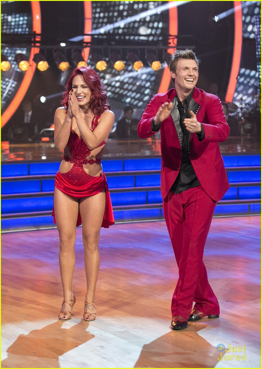 nick carter sharna burgess dwts finale 05