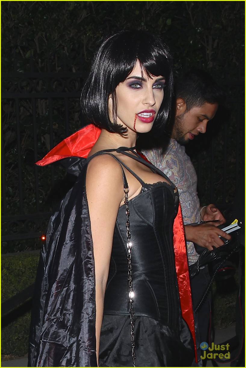 peta maks julianne derek hough more casamigos halloween party 13