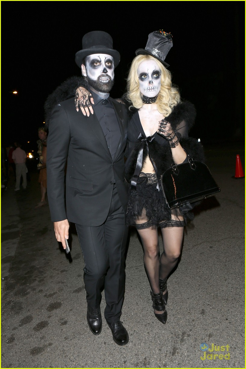 peta maks julianne derek hough more casamigos halloween party 16