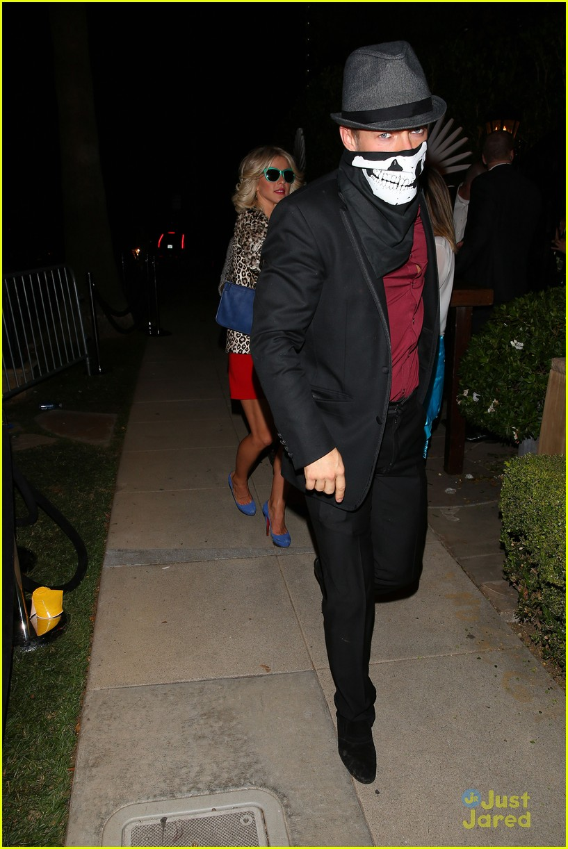 peta maks julianne derek hough more casamigos halloween party 25