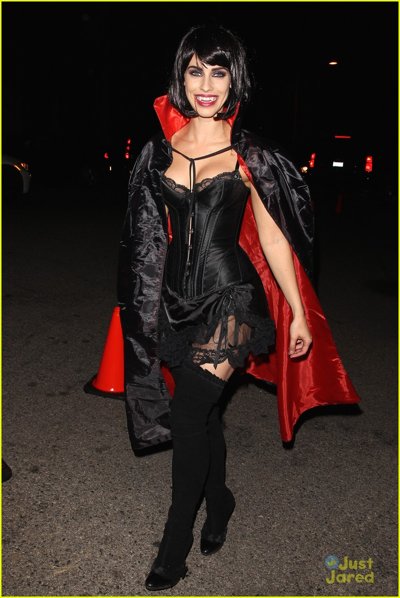 peta maks julianne derek hough more casamigos halloween party 29