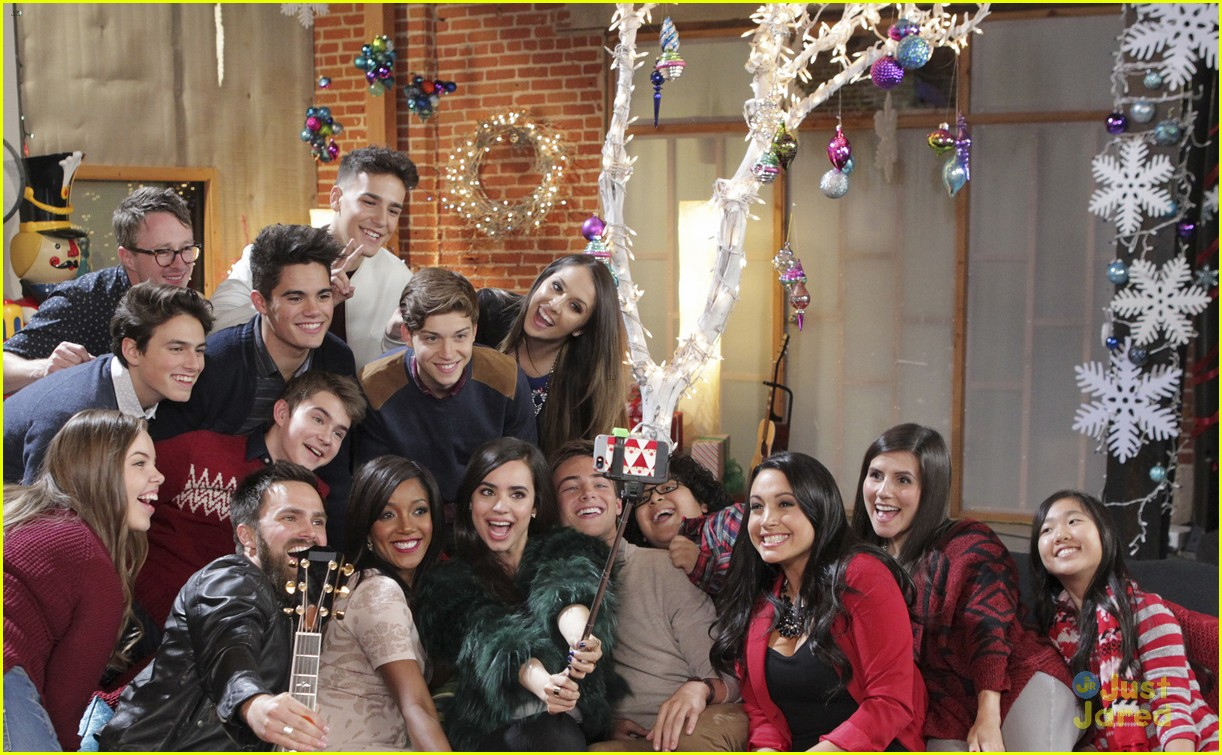 radio disney christmas special exclusive photos 03