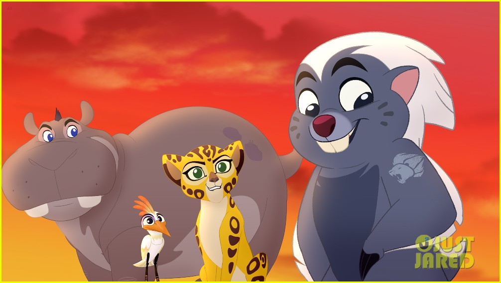 The Lion Guard Return Of The Roar Premieres Tonight On Disney Channel Photo 896965 Television The Lion Guard Pictures Just Jared Jr
